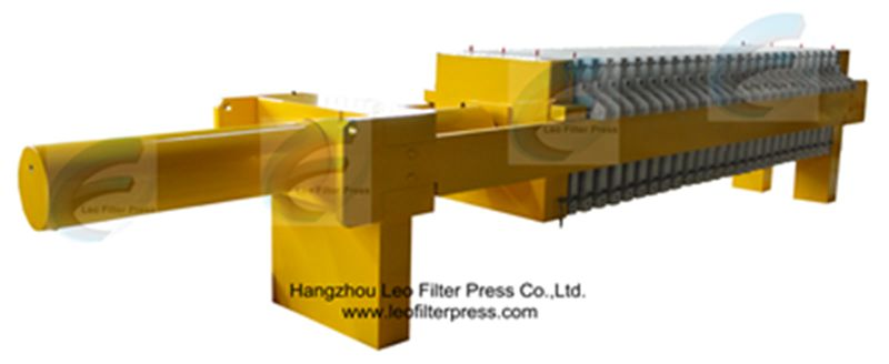 Full Automatic Fast Opening Membrane Filter Press Operation Problems and Trouble Shooting Method