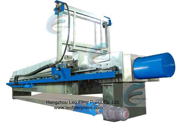 Leo Filter Press Operation and Design Instructions for Different Types of Filter Press